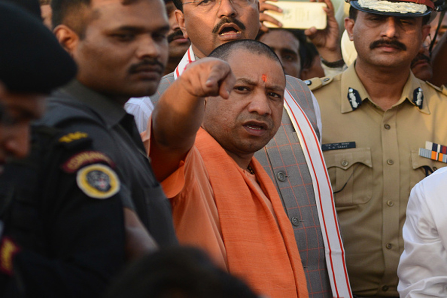 If I Can't Stop Namaz on Road, Can't Curb Janmashtami in Thanas: CM Yogi