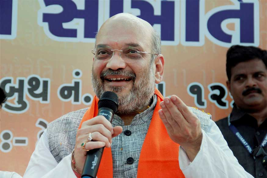 With RS Seat, Amit Shah's Backhand to Complement Modi's Forehand