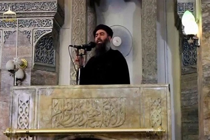 Islamic State Leader Baghdadi Almost Certainly Alive: Kurdish Security Official