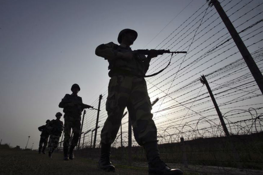 Pak Border Action Team Carried Dagger to Mutilate and Camera to Record Attack