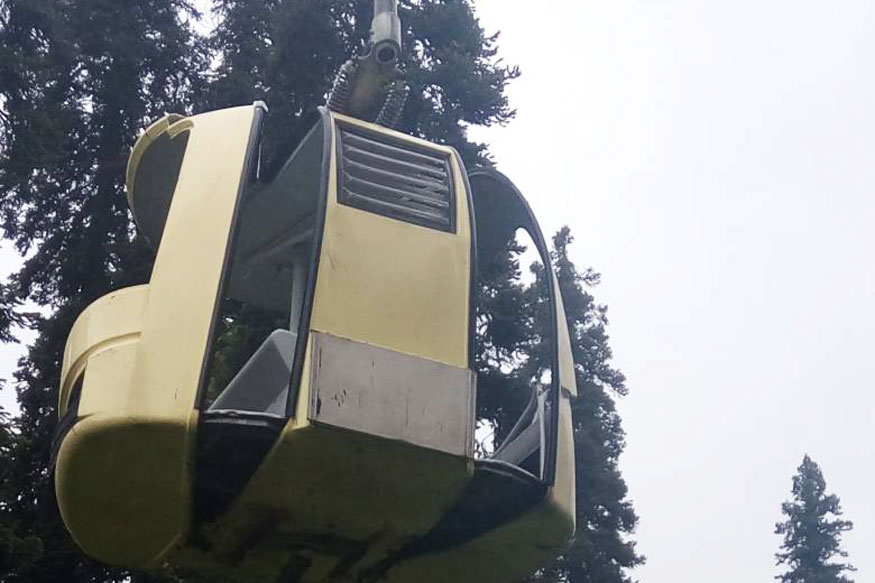 Seven, Including Four From Delhi, Dead as Tree Falls on Cable Car in J&K's Gulmarg