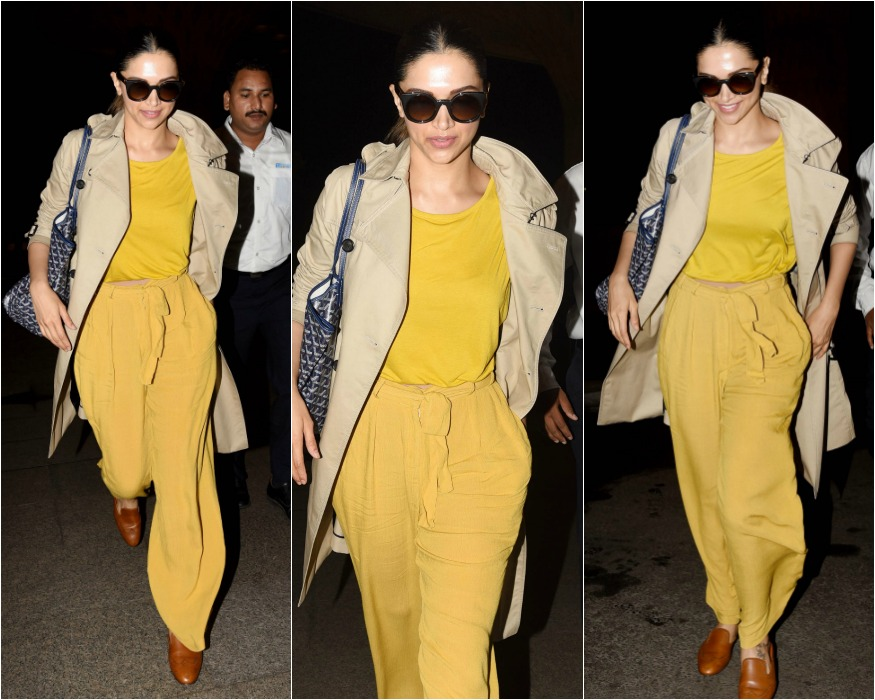 Can you guess who is Deepika Padukone's celebrity crush?