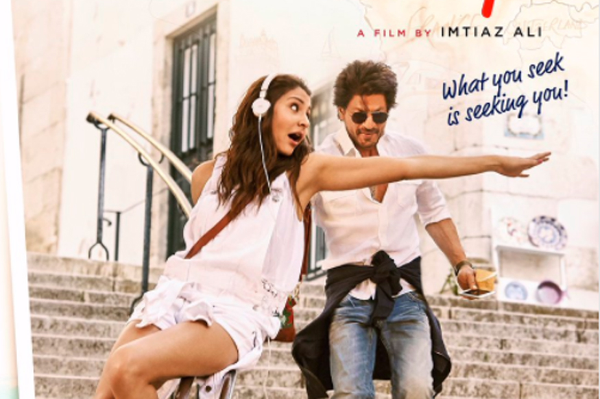 DJ Diplo Composes Phurrr For Shah Rukh Khan's Jab Harry Met Sejal