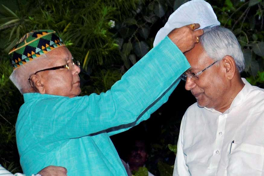Did Secret Meetings With BJP Leaders Trigger Trouble in Lalu-Nitish Paradise?