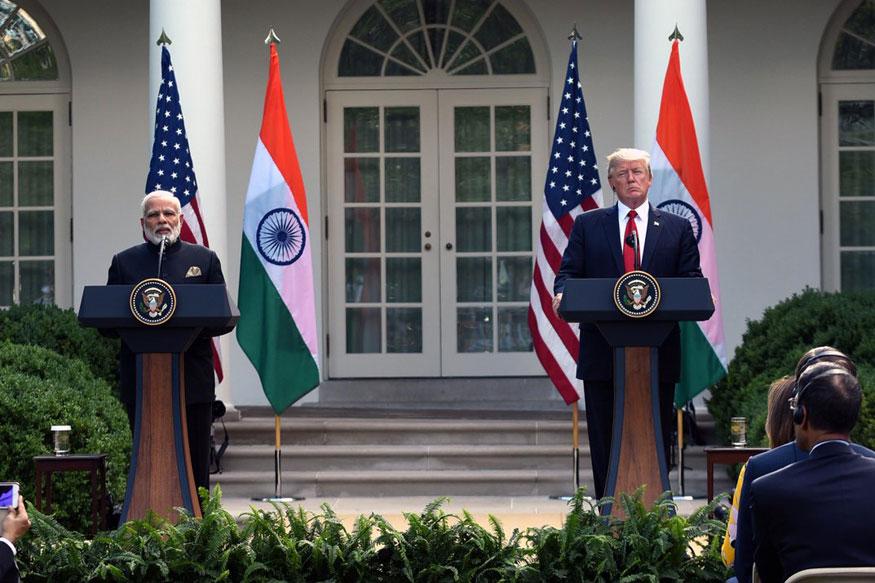 Modi US Visit Live: India, US Ask Pak Not To Let Terror Groups Use Its Soil