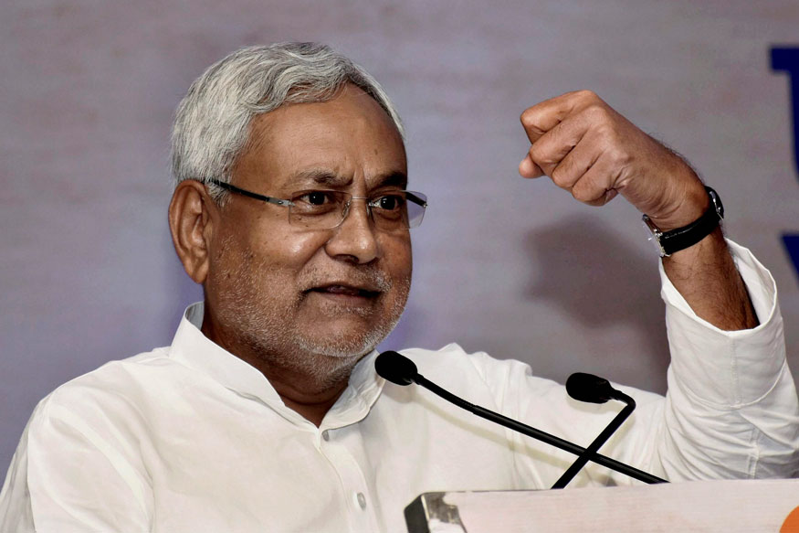 Nitish Slams Opposition Over Fielding Meira Kumar, Says Her Defeat is Certain
