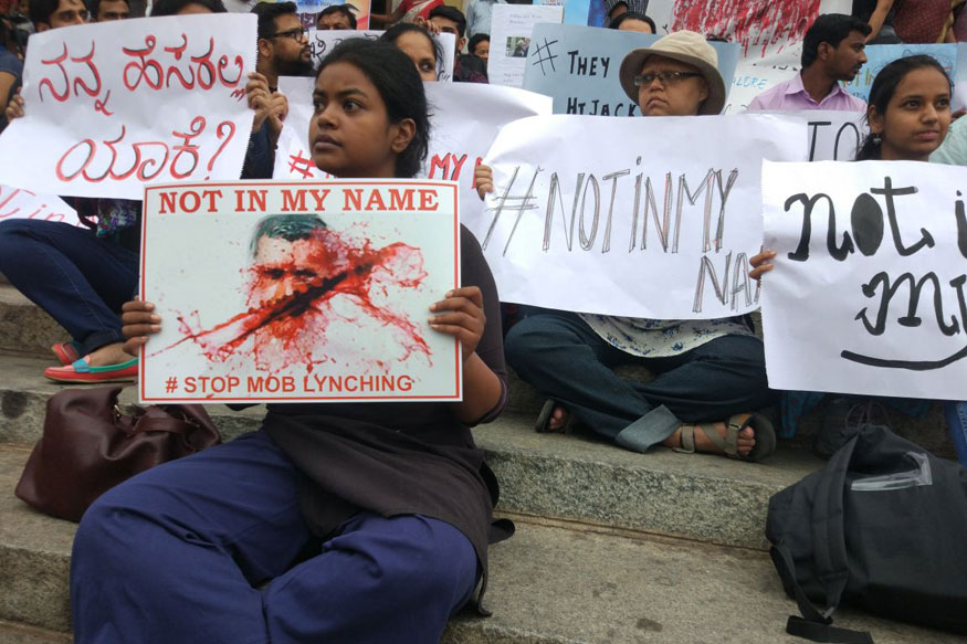 Thousands Turn up for 'Not in My Name' Protests Against Mob Lynchings
