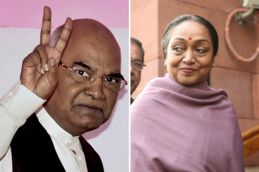 Presidential Election: Here's How Kumar vs Kovind Will Play Out on July 17