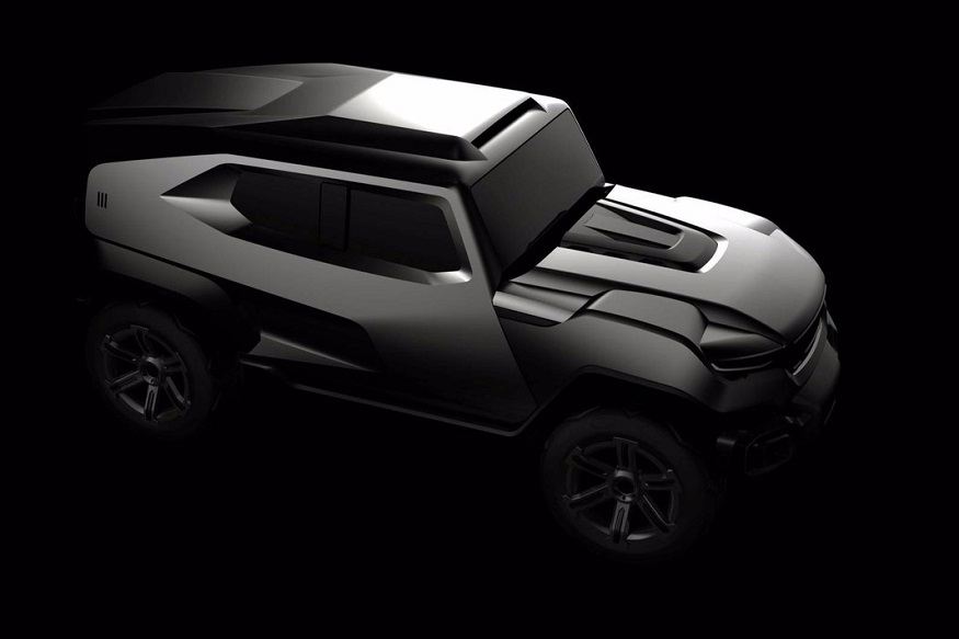 Rezvani to Add Extreme SUV Inspired By Military to Lineup