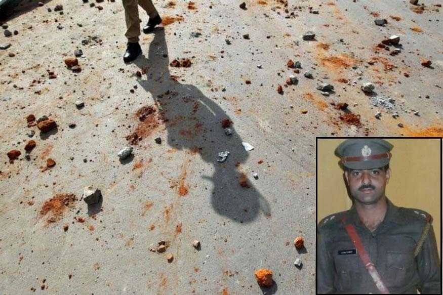 Senior Cop Transferred After Lynching of Police Officer in Srinagar