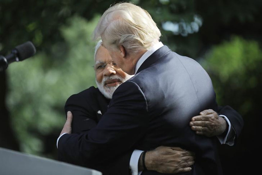 Narendra Modi Stumps US Prez Donald Trump in a Battle of Power Moves