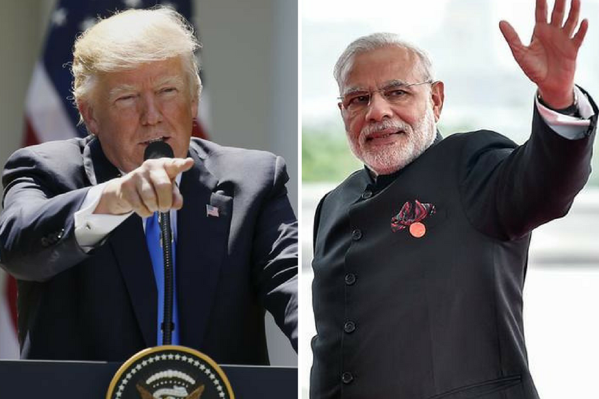 Looking Forward to Welcome 'True Friend' Modi: Donald Trump