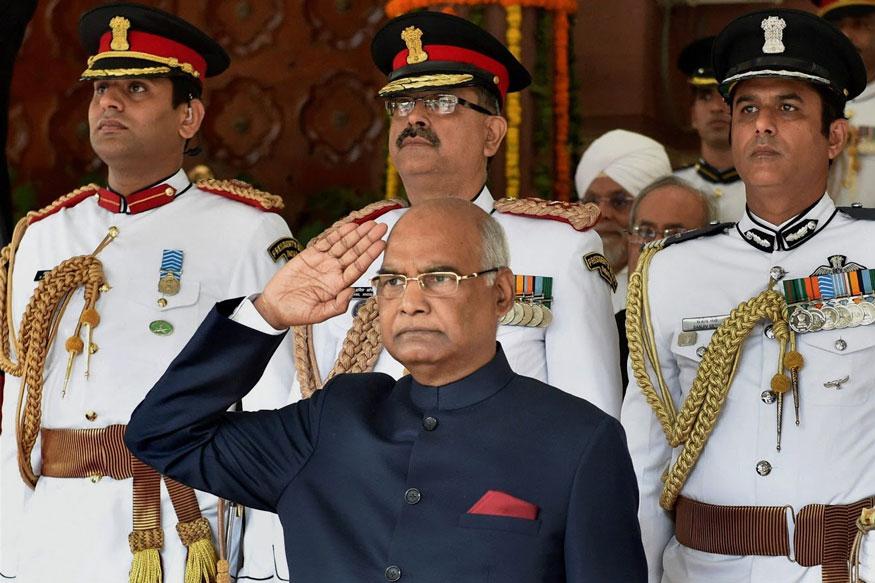Congress Attacks Kovind's Speech, Asks Why Nehru's Name Was Missing