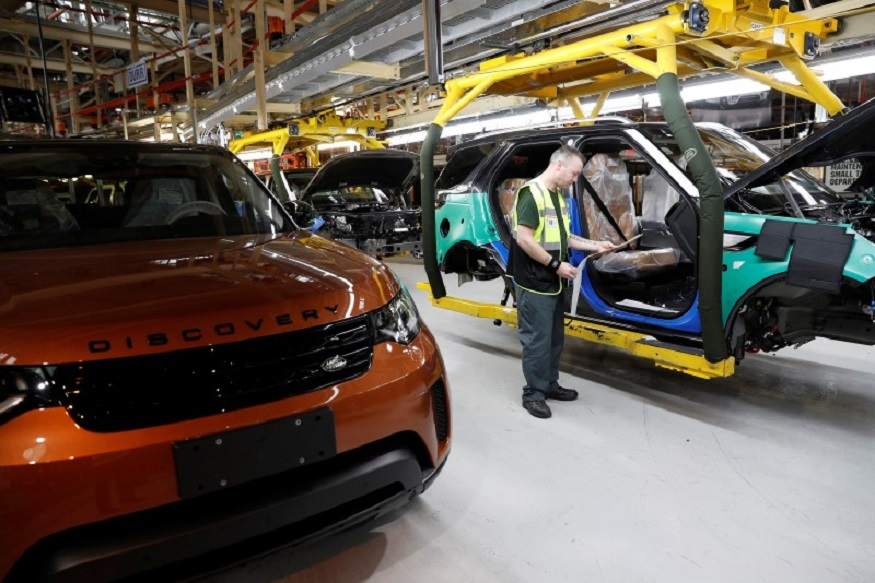 Jaguar Land Rover Opens First Overseas Engine Plant