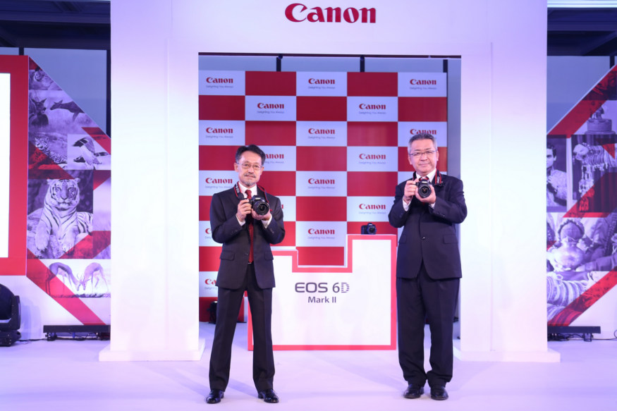Canon EOS 6D Mark II Arrives For Rs 1,32,995