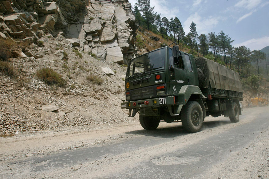 Govt Looks to Speed up Construction of Roads Along China Border Amid Row