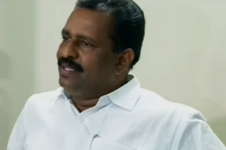 Kerala Congress MLA M Vincent Arrested on Rape, Stalking Charges