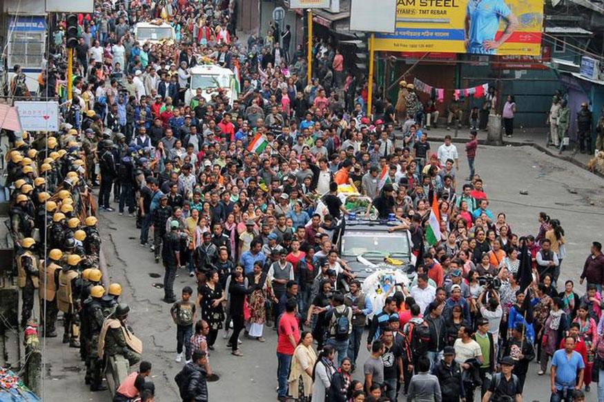 1 Killed, Several Injured in Trinamool-GJM Clash in Darjeeling