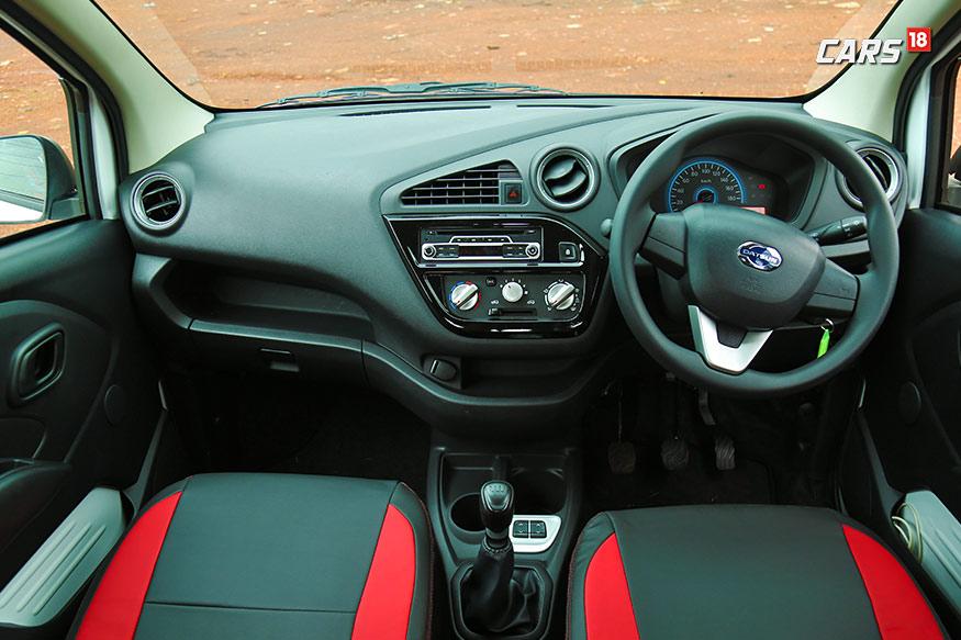 Datsun-Redi-Go-1.0---Interiors