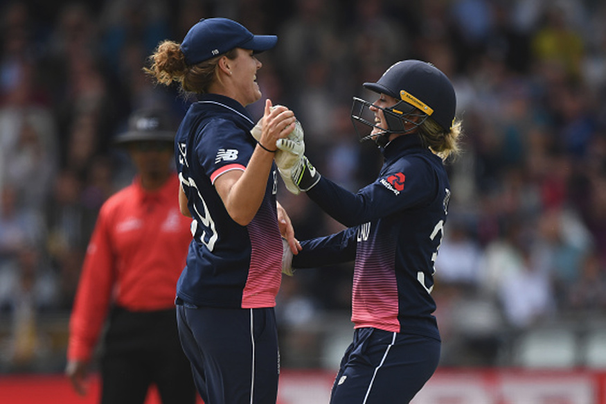 ICC Women's Cricket World Cup: England Stun India by 9 Runs to Lift Fourth Title