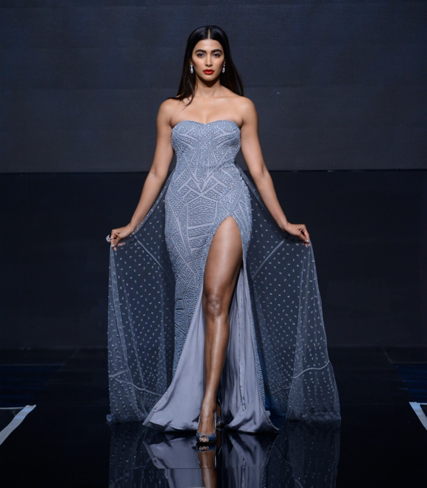 (Photo: Falguni and Shane Peacock's collection for the upcoming Vogue Wedding Show