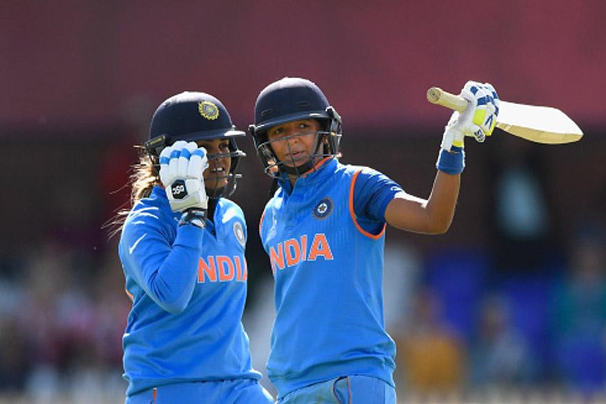 Harmanpreet Stars as India Stun Aus to Enter Women's World Cup Final