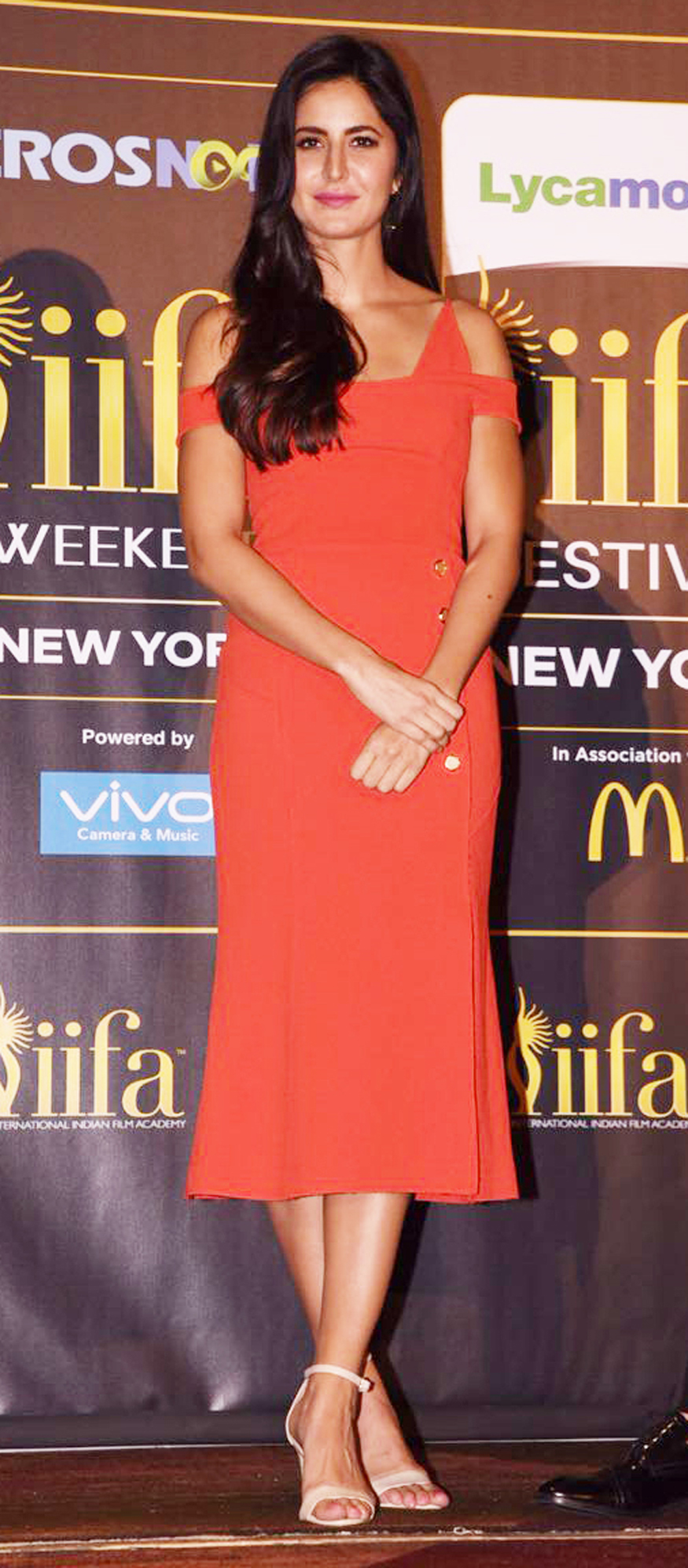 IIFA Awards 2017: Katrina, Salman, Alia And Other Stars ...