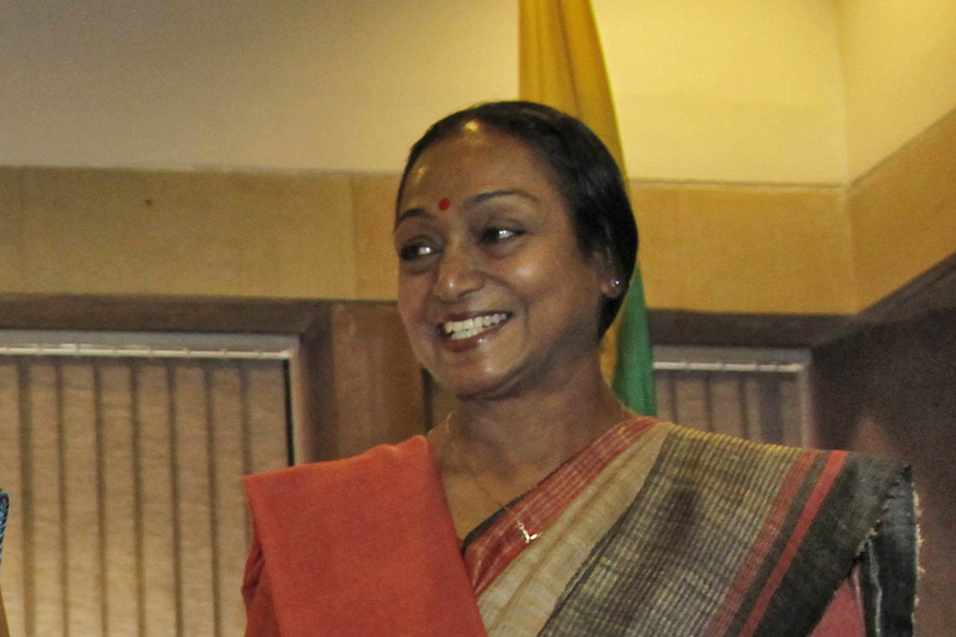 Presidential Election is a Battle of Ideologies, Says Meira Kumar
