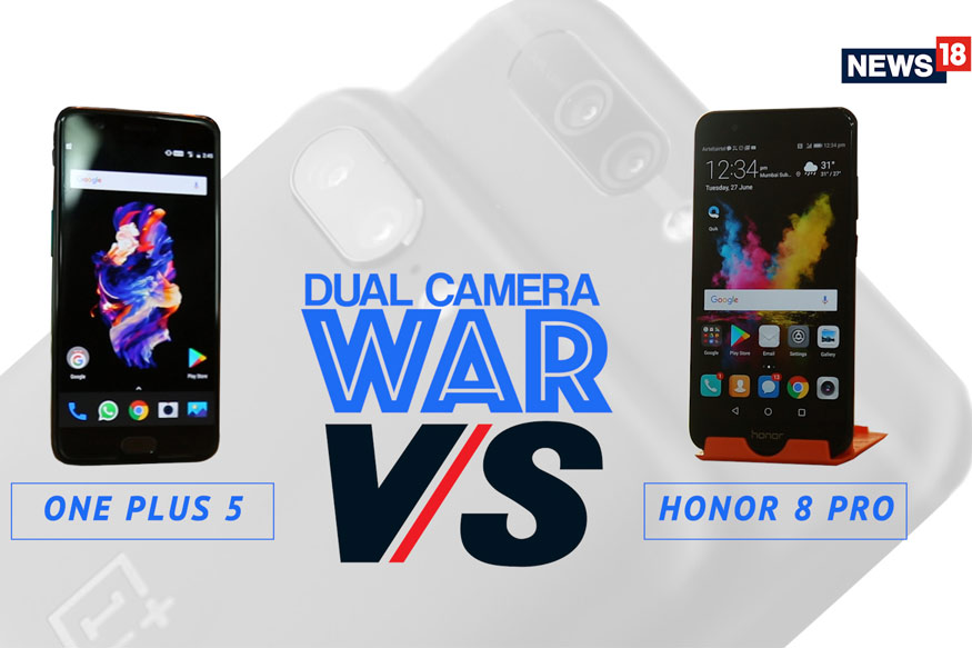 OnePlus 5 vs Honor 8 Pro: Which One Has A Better Dual-Camera?