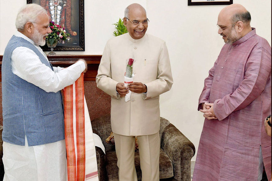 Ram Nath Kovind Elected President, BJP Hails it as Victory of Downtrodden