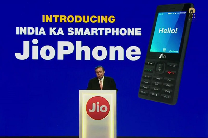 Jio Phone For Rs 0 Announced at Reliance AGM 2017: All You Need to Know