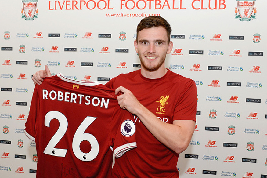 Liverpool Sign Hull City Fullback Andy Robertson