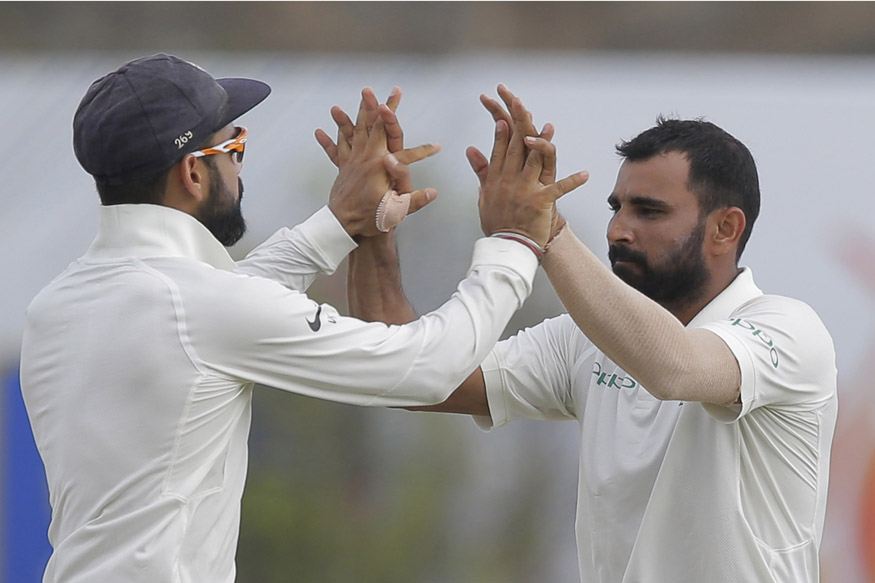 Live Cricket Score, India vs South Africa 2018, Second Test, Day 4 at SuperSport Park, Centurion: Shami Removes De Villiers for 80