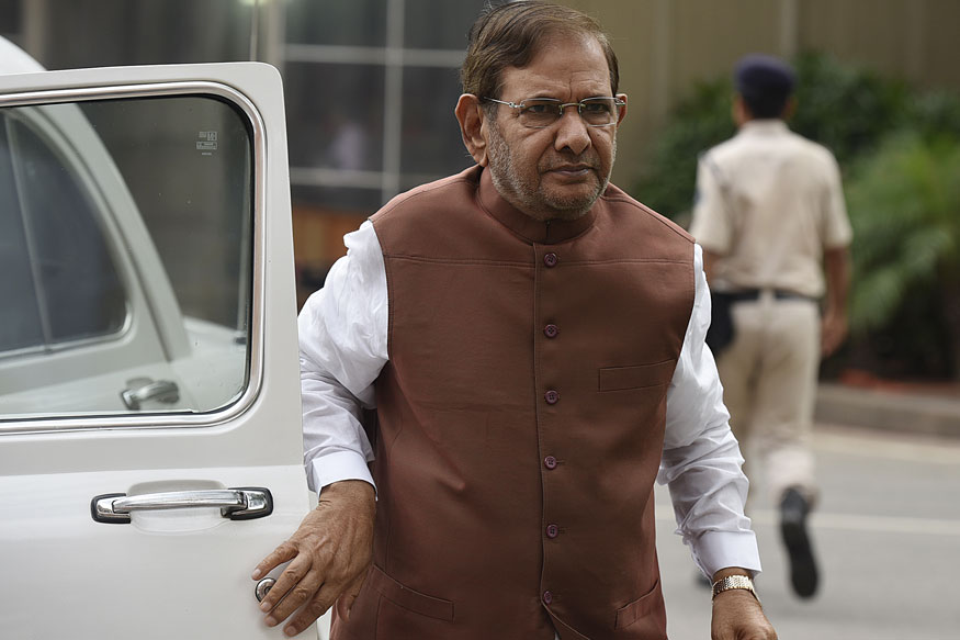 Amid Buzz of a Union Cabinet Berth, Sharad Yadav Talks to Congress