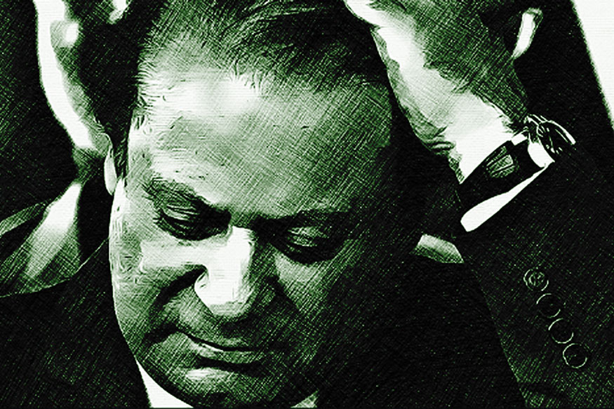 Nawaz is no More Sharif. Pakistan PM Resigns as SC Disqualifies Him