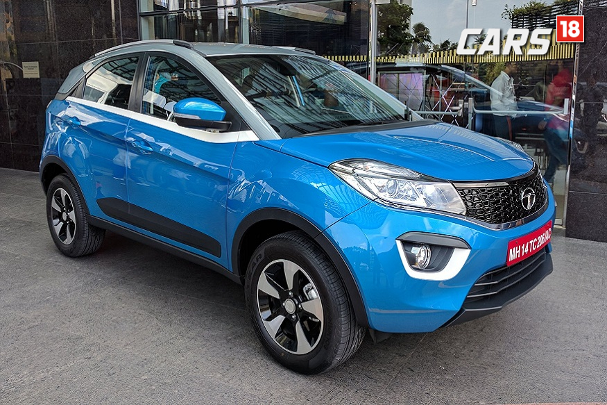 Tata Nexon Compact Suv Launched In India For Rs Lakhs