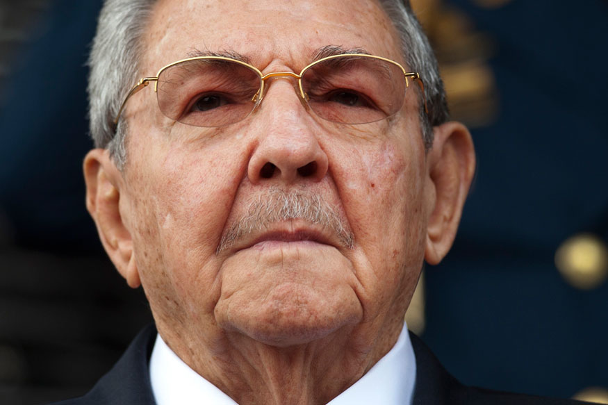 Cuba's Raul Castro Dismisses Harsher US Tone Under Donald Trump