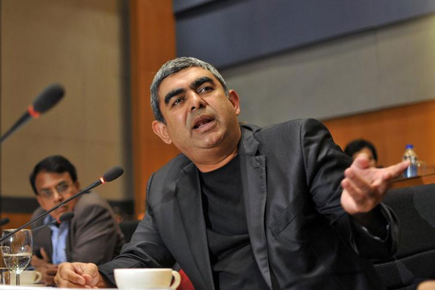 Vishal Sikka Quits as Infosys CEO, Cites 'Distractions and Disruptions' in Letter