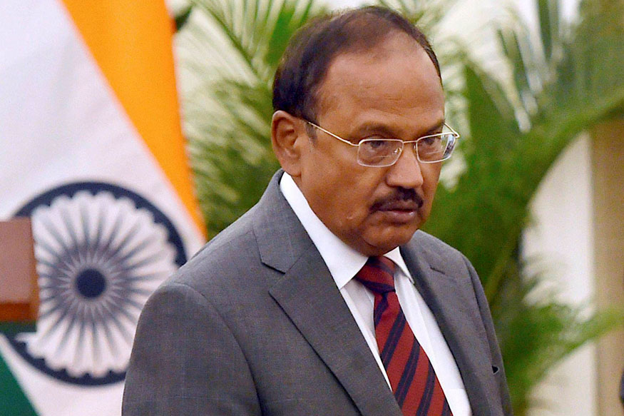 Opposition Targets Govt Over Reports That NSA Ajit Doval Attended BJPs Election Strategy
