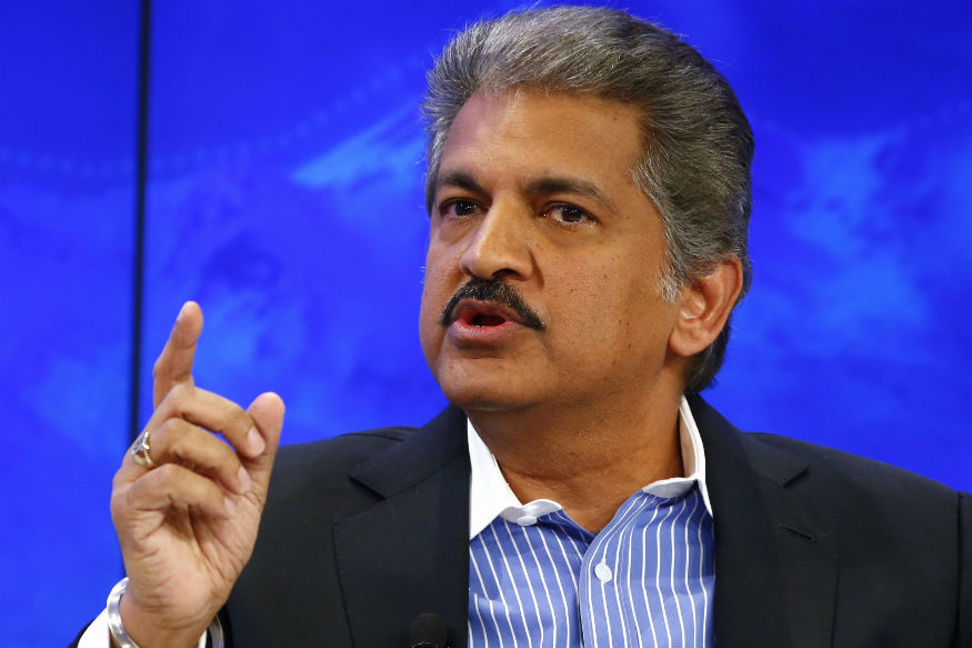 All Industry Captains, Except Anand Mahindra, Heap Praises on Fadnavis at Magnetic Maharashtra