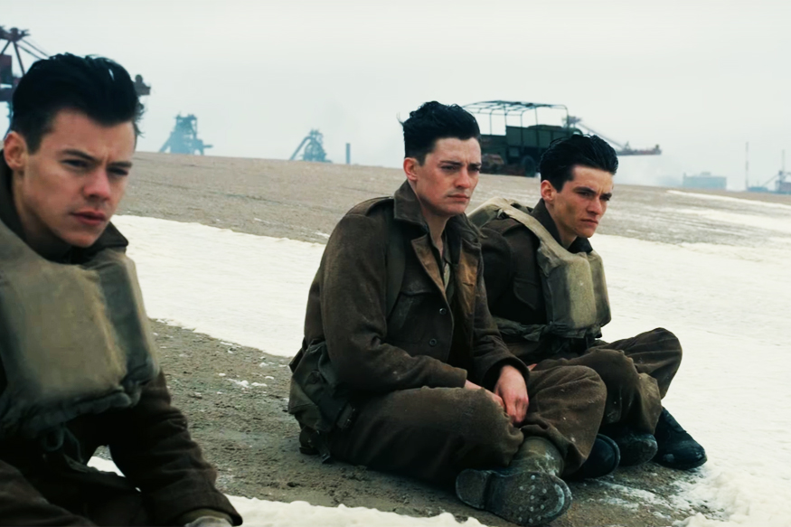 dunkirk movie review not characters but christopher nolan and effective storytelling make it a. Black Bedroom Furniture Sets. Home Design Ideas