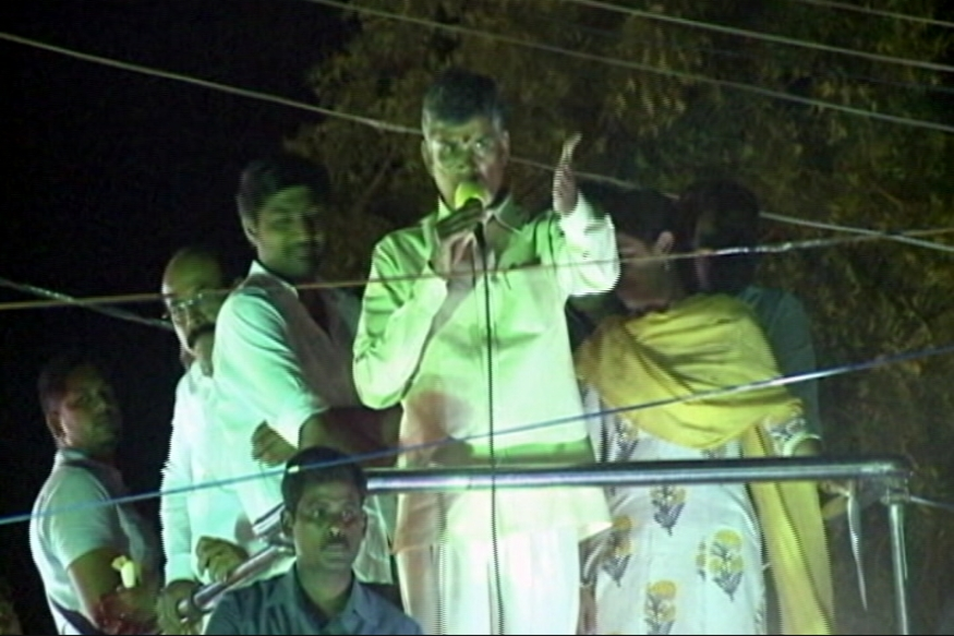 How Dare You Question Me, Andhra CM Naidu Threatens Public at Rally