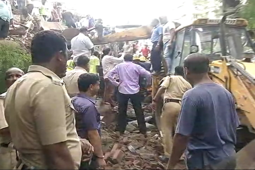 Mumbai Building Collapse Kills 7; Over 40 Feared Trapped