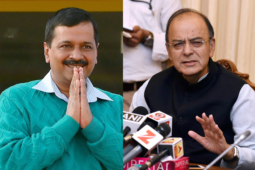Delhi HC Asks Arvind Kejriwal Not to Put Scandalous Questions to Arun Jaitley