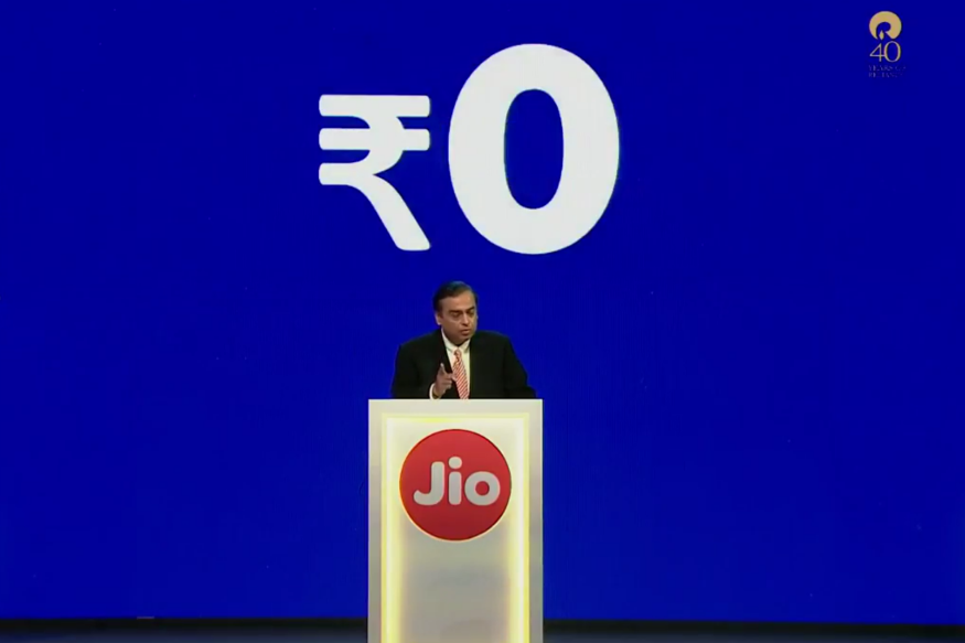 Reliance AGM Live: JioPhone Effective Price to be Rs 0, Says Mukesh Ambani