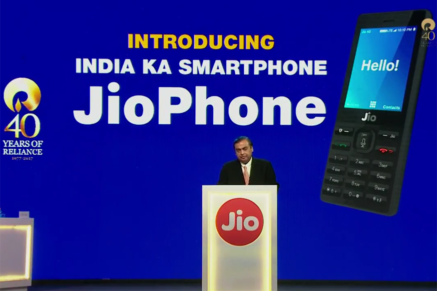Jio Phone Bookings: How to Book a Slot and Buy The Reliance Jio Phone