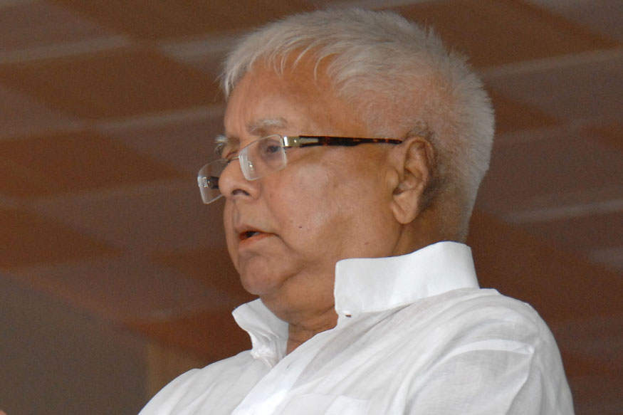 Now, ED Registers Money Laundering Case Against Lalu Prasad, Family