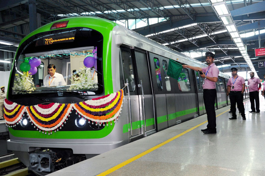 No Hindi in Metro Signages for Now, says Karnataka CM Siddaramaiah