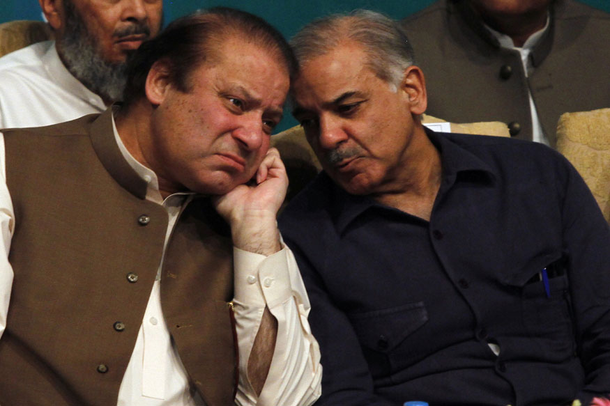 Pak SC Disqualifies Nawaz Sharif Over Panamagate, Shehbaz May Be New PM
