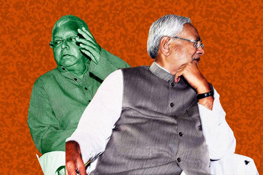Nitish Unties Himself From Alliance, Says He Quit in Bihar's Interests